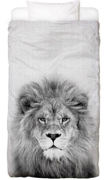 Bettwasche Lion In Vielen Weiteren Designs Erhaltlich