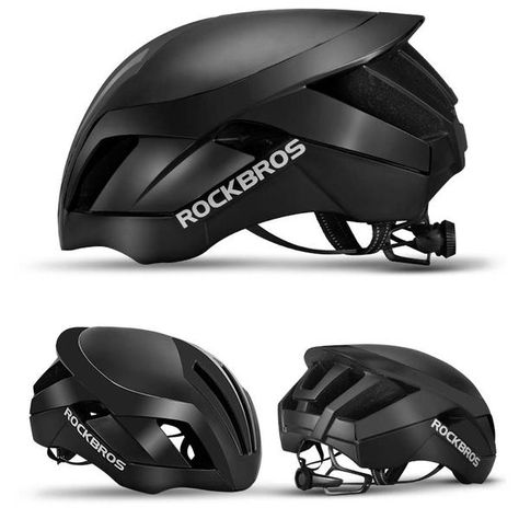 This unique custom 3 in 1 Integrally Molded Pneumatic Cycling Helmets with premium quality materials. Product Details: Material: High-quality PC + EPS Type: Integrally-molded Helmet Gender:Men Air Vents: > 20 Weight (g): About 300 g Size: 57 - 62 cm Features:Breathable,Removable Pad, 1 Style, 3 Models,Reflectiv