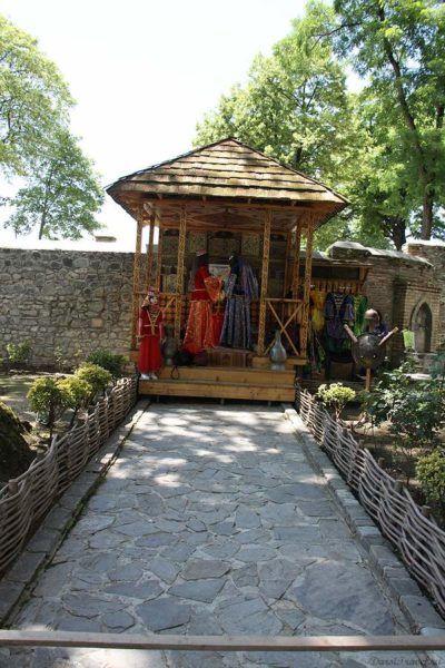 Azerbajdzhan Sheki Dvorec Shekinskih Hanov Puteshestviya Oteli Turizm