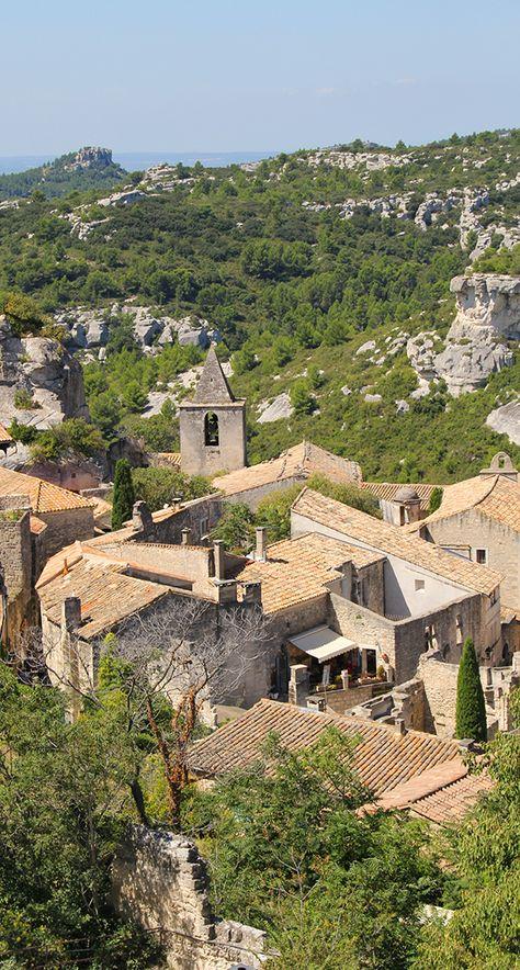 Les Baux-de-Provence, Provence-Alpes-Côte-d'Azur