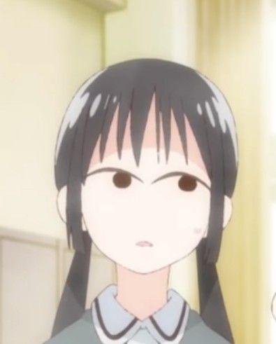 Hanako Honda Asobi Asobase Anime Meme Face Anime Anime Memes