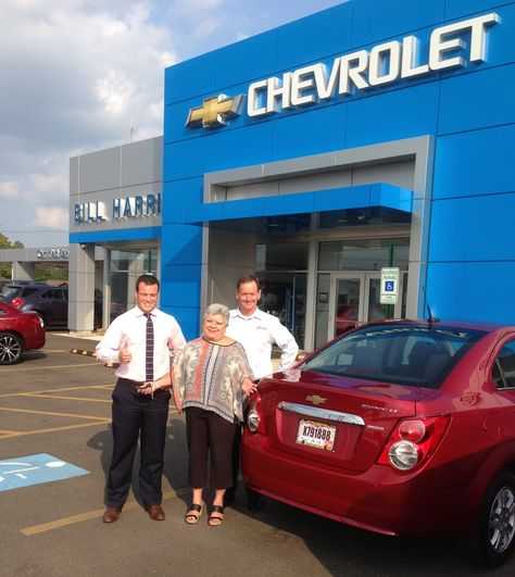 Bill Harris Chevrolet >> Thanks Abbi Enjoy Your New Wheels From Bill Harris Auto Center