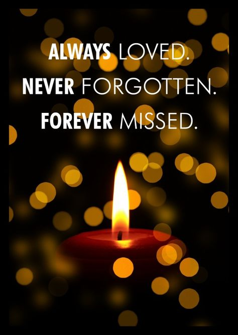 """Always, never & forever"" or another one of our 8000+ designs as a real postcard worldwide! We offer the right card for every occasion – like ""Condolences"""