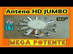 Con Esta Antena Puedes Ver Todos Los Canales Hd Y Cuesta 10 Pesos