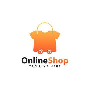 تصميم شعار متجر على الانترنت Shop Logo Design Online Logo Design Shop Logo