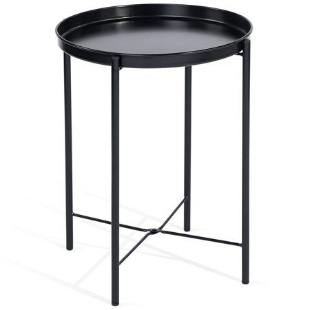 Home Black Side Table Black End Tables End Tables
