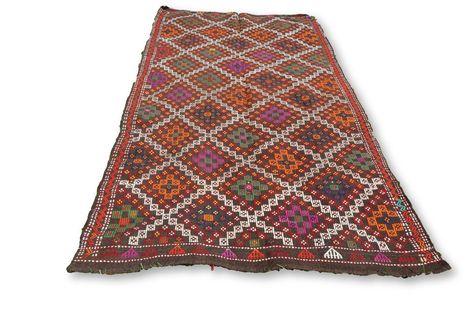 Vintage Turkey Rug  #Rug #Anatolian #Oriental #s #vintage #Rugs #Turkish #Wool #Runners #Designs