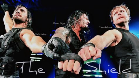 Wwe Shield Team Hd Images Wallpapers Download 2018 Shield