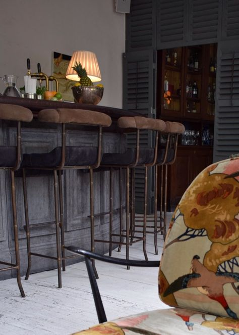Bourne & Hollingsworth Buildings London restaurant interiors bloggers guide rustic bohemian grey
