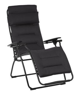 Futura Relax Air Comfort Lafuma Acier En 2020 Acier Castorama Et Couleur Gris Fonce