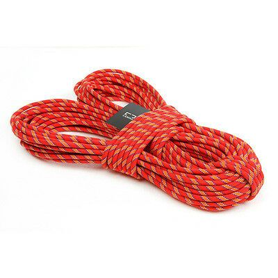 8mm Outdoor Safety Rock Tree Climbing Rappelling   Rope Auxiliary Cord