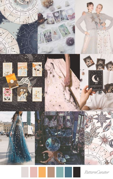 CONSTELLATION MAGIC by Pattern Curator  (FW20/21)
