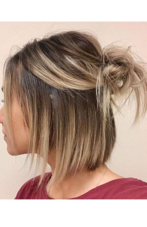 Hairstyle idea of the day - Miladies.net