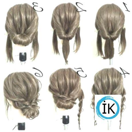 Einfache Frisuren Mittellanges Haar Bilder Bilder Frisur Hochgesteckt Hochsteckfrisuren Lange Haare Frisuren Fur Hochzeitsgaste