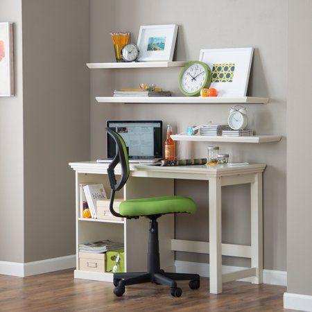Classic Playtime Vanilla Student Desk Walmart Com Student Desks Desk And Chair Set Desk With Drawers