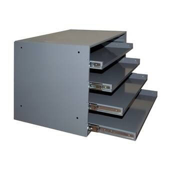Sliding Drawer Compartment Tray Cabinet Drawers Locker Storage Drawer Slides