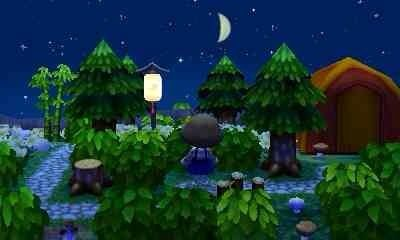 Forest Passage D Animaux Animals Crossing Animal Crossing Astuce