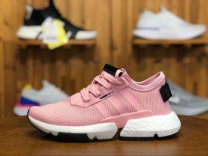 Mens Adidas Originals POD S3. 1 Boost Running Shoes Wolf Grey White Black B37452 b37452