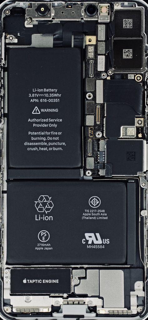 Iphone X Inside Wallpaper Iphone Wallpaper Inside Iphone