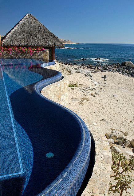 Villa Serena in Cabo San Lucas, Baja California, Mexico (By Avalos Arquitectos y Asociados).