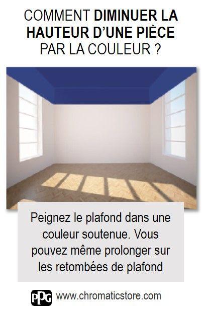 escale DESIGN (escaledesign) no Pinterest - comment peindre le plafond