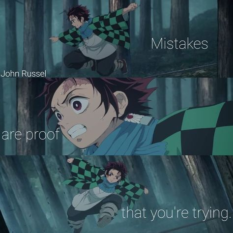 Image about quotes in Kimutsu No Yaiba 🌒🌸 by ~ Mira ~ ♥️