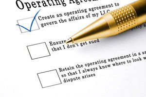 A Management Operating Agreement Is Created When The Owner Of A