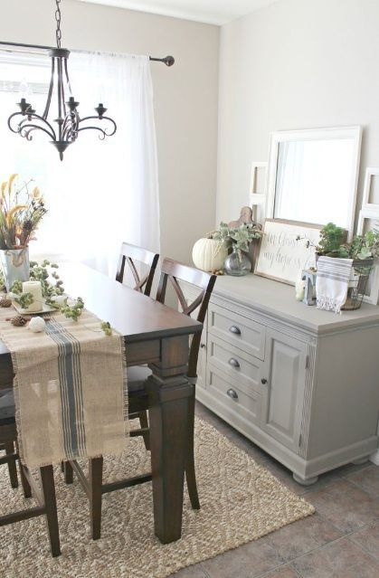 Decorating Dining Room Buffets And Sideboards Diningroom Yemek