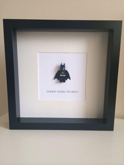 Lego Marvel Superhero DC Comics Batman Superman by SWEETINDIGO