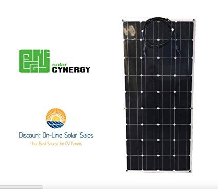 Dolss 120watt 12volt Monocrystalline Flexible Bendable Solar Panel Review Solar Panels Diy Solar Panel Solar Panels For Home