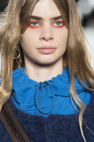 A Détacher, Fall 2018 - The Most Dazzling Hair and Beauty Details From NYFW Fall 2018 - Photos