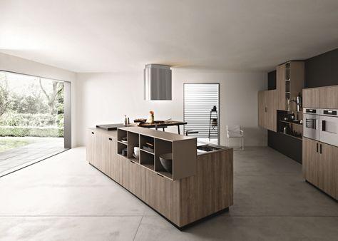 Weiße Kücheninsel Lucrezia Moderne Küche Cesar | Einrichtung | Küche |  Pinterest