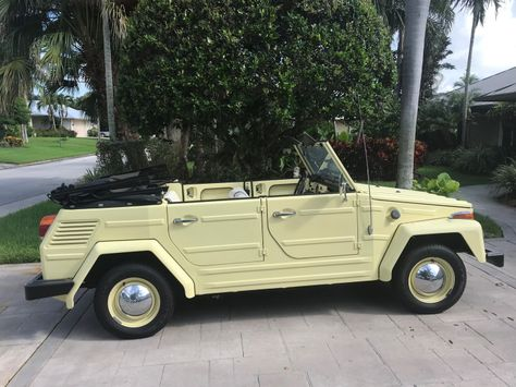 1973 Volkswagen Thing for sale near Palm City, Florida 34990 - Classics on Autotrader Classic Trucks For Sale, Classic Cars, Fancy Cars, Cute Cars, Volkswagen Transporter, Volkswagen Jetta, Ford Gt, Audi Tt, Volkswagen Thing For Sale
