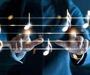 Music ﺭﻣﺰﻳﺎﺕ E موسيقى Imagem No We Heart It Music Piece Of Music Musicals