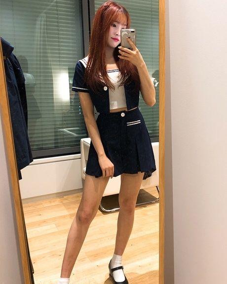 gfriend yuju pierdere în greutate