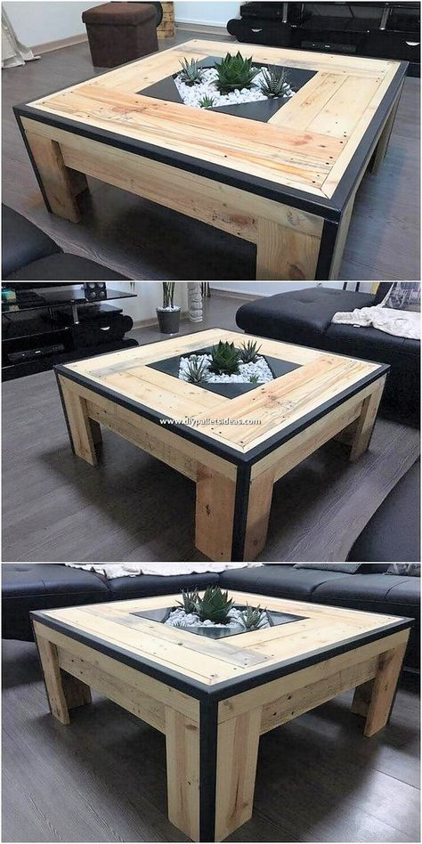 Low Cost DIY Wooden Pallet Recycling Ideas | Déco maison | Fantasie ...