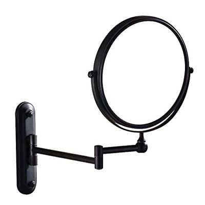 Advertisement Gurun Wall Mounted Mirror Double Sided With 10x Magnification Wall Mount Van In 2020 Wall Mounted Makeup Mirror Wall Mounted Mirror Wall Mounted Vanity