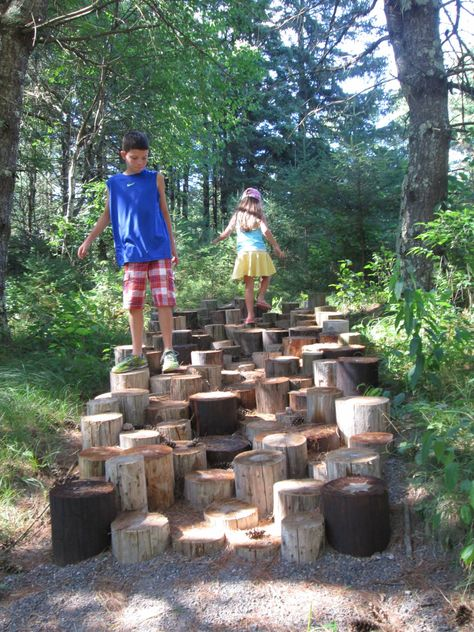 34 Splendid Kids Play Area Design Ideas That Looks Adorable – Natural Playground İdeas