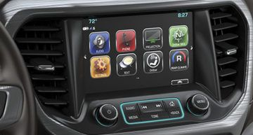Gm Latest Infotainment System Embodies Smartphone Like Features