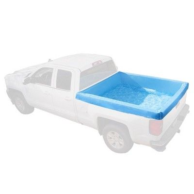 Bestway 54284e 79 X 65 X 21 Inch Portable Standard 6 5 Foot Payload Pickup Truck Bed Swimming Pool Pickup Trucks Bed Truck Bed Swimming Pools