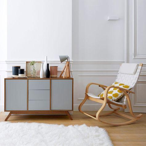 Rocking chair, design, Jimi - LA REDOUTE INTERIEURS