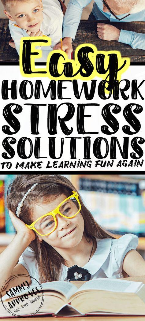 Anxiety And Homework Helping Your Child >> How To Help Your Child Deal With Homework Stress Best Of