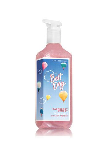 Raspberry Sorbet Creamy Luxe Hand Soap Bath And Body Works