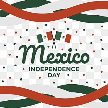 Mexico Independence Day With Abstract Line Mexican National Flag With Confetti Element Can Be Used For Banner Illustration Vector Poster Invitation Greeting Car Poster Invitation Patriotic Posters Print Design Template