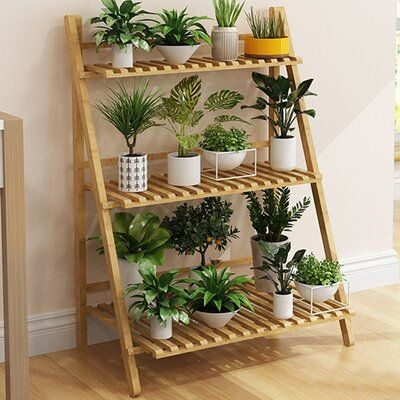 Dovecove Freeform Multi Tiered Plant Stand In 2021 Plant Stand Indoor Plant Decor Indoor Flower Stands