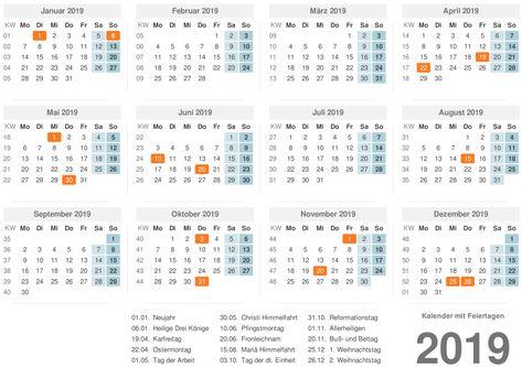 kalender 2016 mit kw