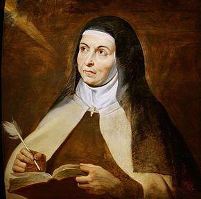 Top quotes by Saint Teresa of Avila-https://s-media-cache-ak0.pinimg.com/474x/77/1a/3e/771a3e111ae4c13a2e2c76c67406b6cc.jpg