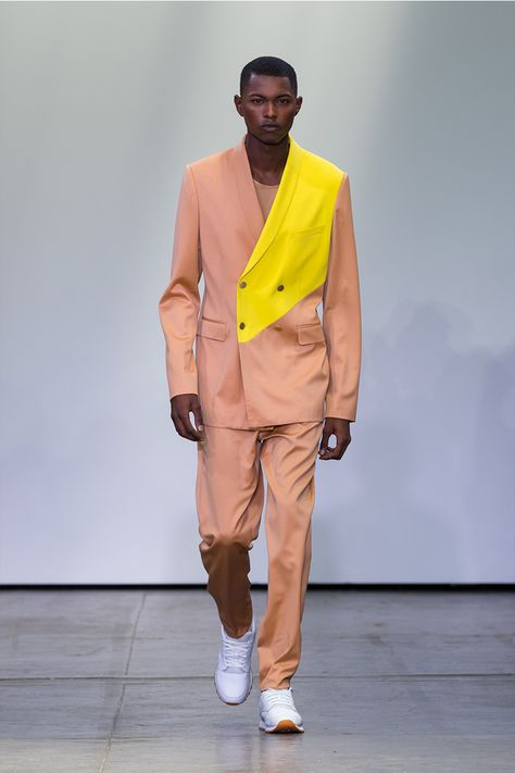 Profound extended men's fashion edgy Need