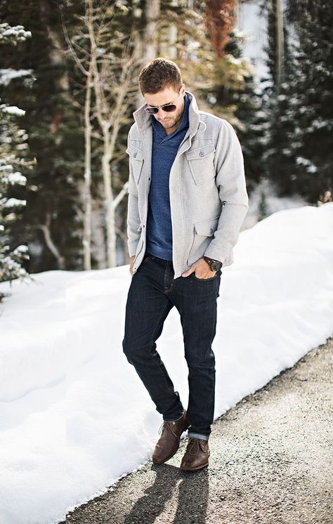 Winter Fashion Outfits for Men in 2015 Comfy Winter Fashion Outfits for Comfy Winter Fashion Outfits for Men in Pretty Winter Outfits You Can Wear on Repeat