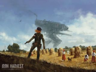 Iron Harvest Wallpaper Hd Games 4k Wallpapers Images Photos And Background Wallpaper Iron Harvest